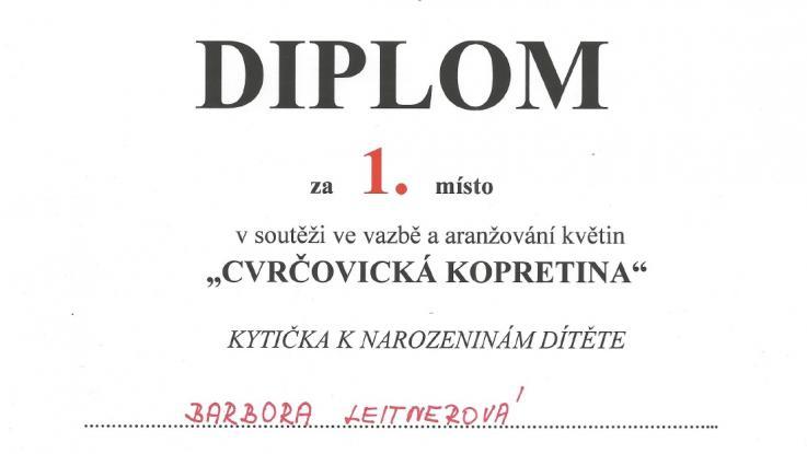 Cvrčovická kopretina 2018