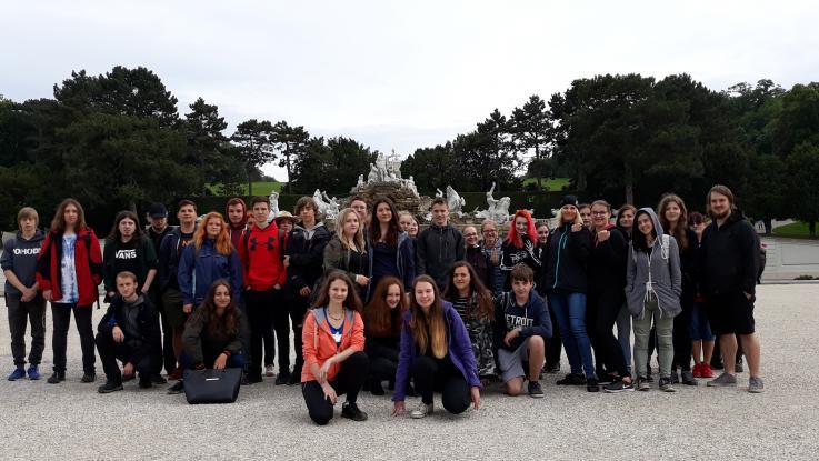 Exkurze do zoologické zahrady v Schönbrunnu