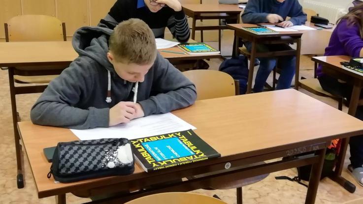 Úspěch v matematické soutěži