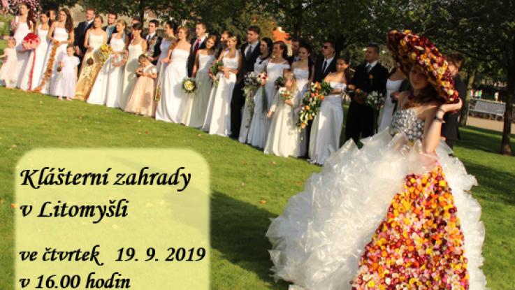 Pozvánka na květinovou show 2019