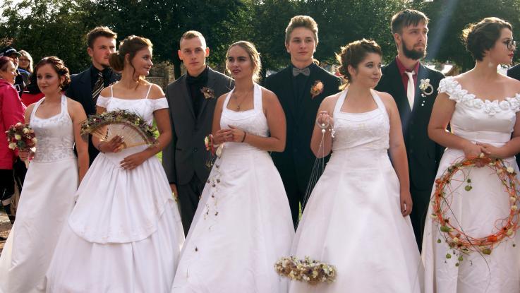 Květinová show – přehlídka nejen svatební floristiky