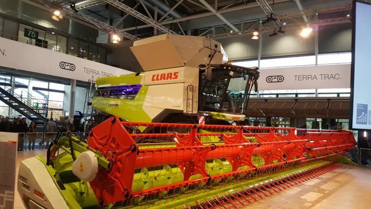 Exkurze na výstavu Agritechnica Hannover