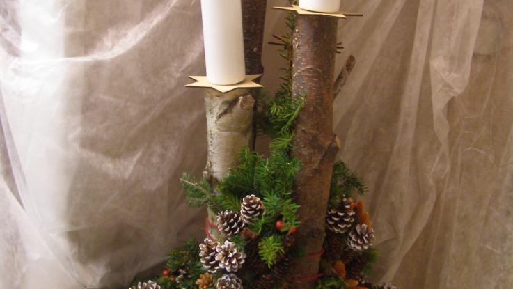 Adventní a vánoční tvoření