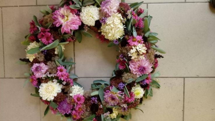 Výuka floristického designu