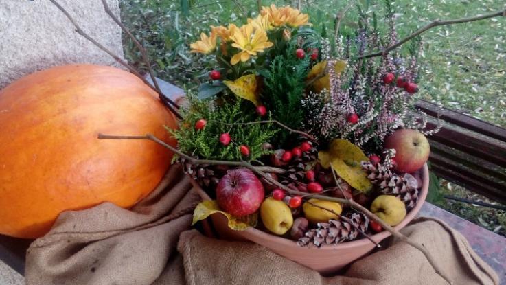 Veselý podzim od našich zahradníků