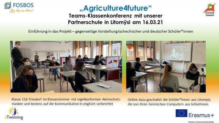 Projekt Erasmus+ - Partnerství s německými žáky trvá i nyní