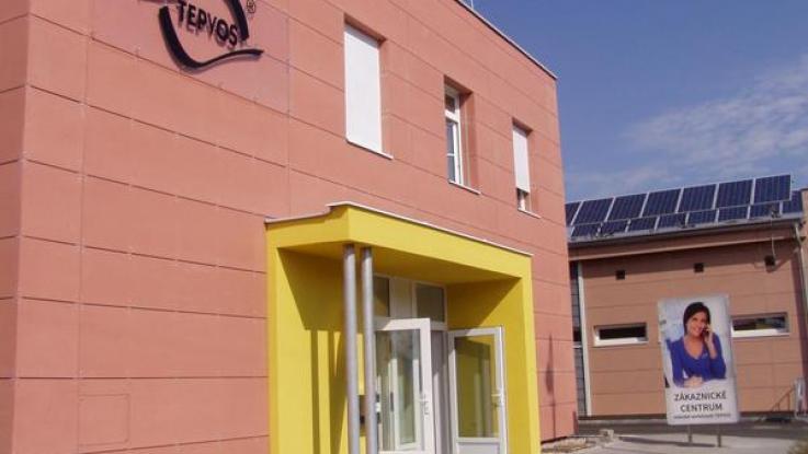 Volné pracovní místo v městské společnosti TEPVOS