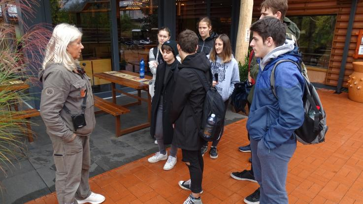 Odborná exkurze žáků do ZOO ve Dvoře Králové nad Labem