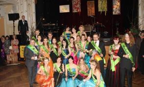 Absolventský a maturitní ples 21.2.2014