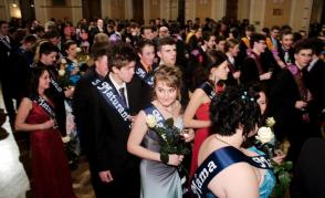 Slavnostní maturitní ples technických oborů