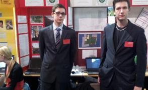 Úspěch našich studentů v soutěži Festival vědy a techniky 2014