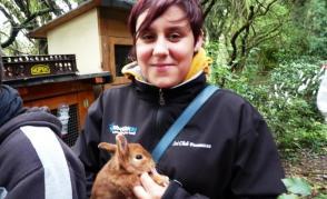 Chov králiků, zelená učebna studenka Azzura