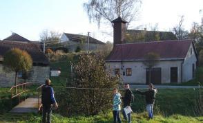 Projektová výuka Zahradní architektury