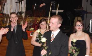 Absolventský a maturitní ples 6.3.2015