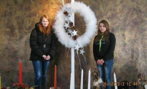 Vánoční výstava v Itálii