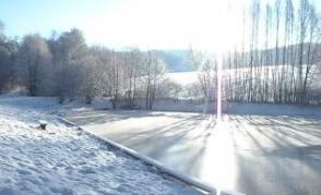 Zimní krajina, Ošlejšková Kristýna, Z2A