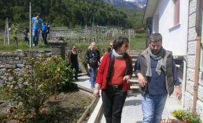 Studenti opět na zahraniční praxi v Itálii