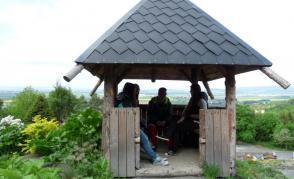Altán Arboretum Makču Pikču