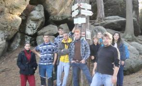 Nedělní výlet do Toulovcových Maštalí