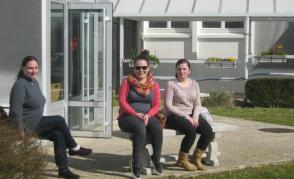 Před školou v Amboise