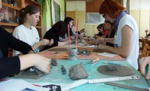Výuka Technologie v dílnách DDM Litomyšl