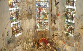 Floristická výzdoba zámecké kaple, Chaumont