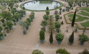 Versailleská zahrada