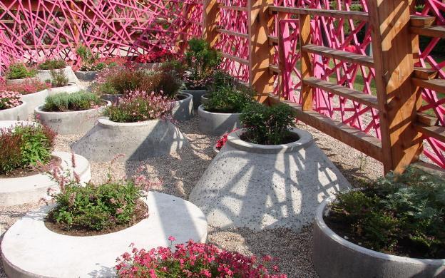 Zahradně architektonické výstavnictví